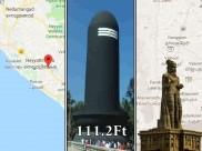 அம்மாடியோவ் 111 அடி சிலையாம்!  உலகின் மிக உயரமான சிவலிங்கம் எங்க இருக்கு தெரியுமா?