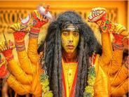 குலசேகரப்பட்டினம் முத்தாரம்மன் கோவில்!