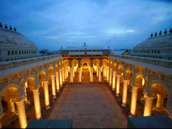 திருமலை நாயக்கர் மஹால்
