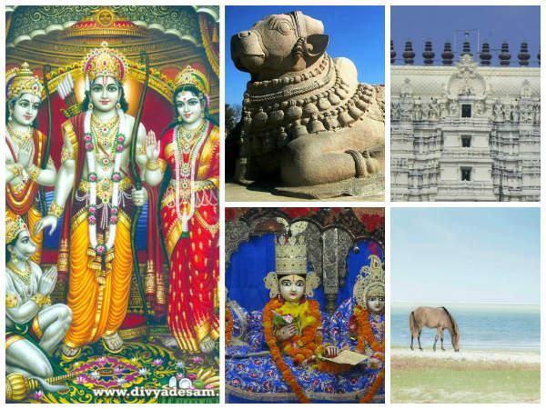 ராமாயணத்தில் வரும் முக்கியமான இடங்கள்