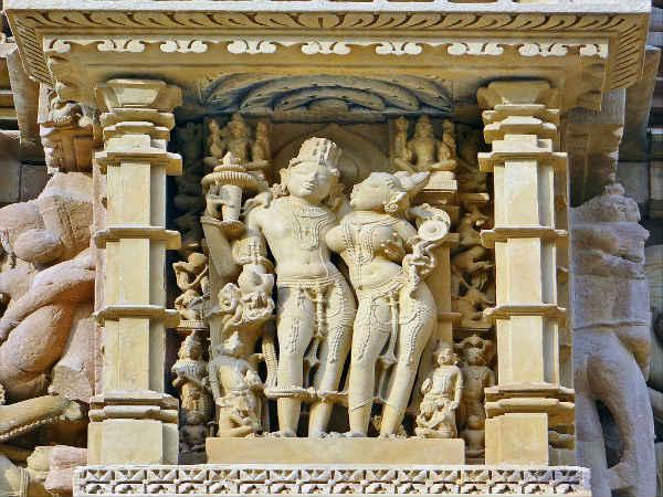 கஜுராஹோ - இது இன்பத்தின் கோயில்