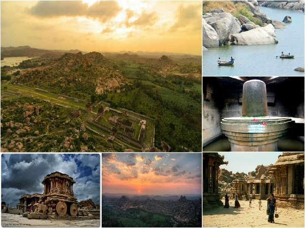 ஹம்பி - இந்தியாவின் மிக உன்னத நகரம்
