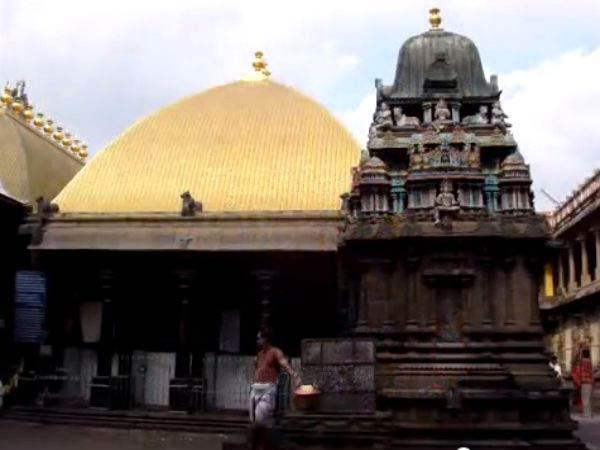 சிதம்பரம் தில்லை நடராசர் கோயில்