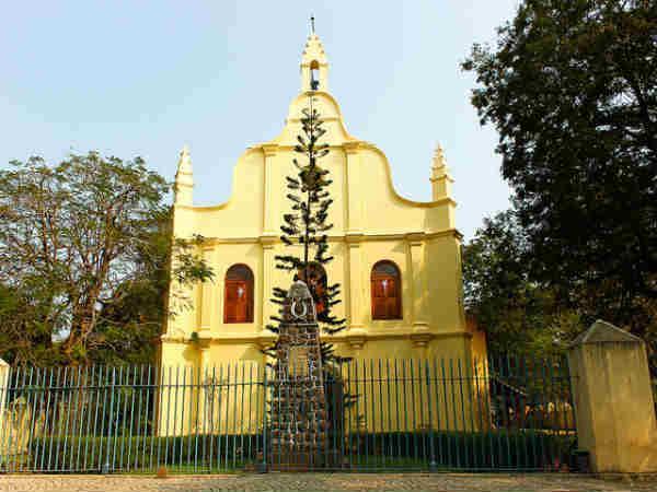 இந்தியாவில் இருக்கும் மிகப்பழமையான சர்ச்