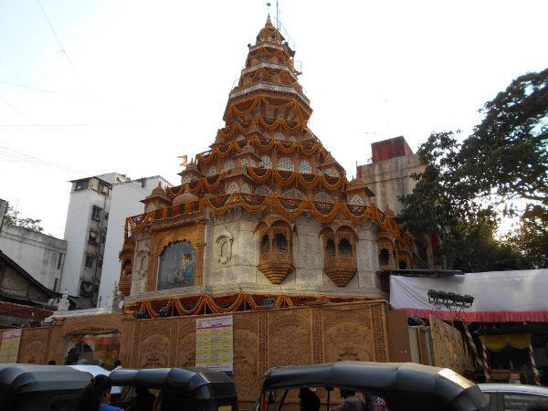 டக்குஷேத் அல்வா விநாயகர் கோவில்!