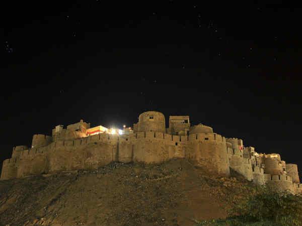 இந்தியாவில் தங்க கோட்டை!