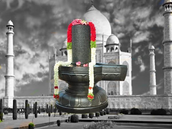 காதலர்களே! தாஜ்மஹால் ஒரு சிவன் கோயில் என்கிறார்களே! தெரியுமா?