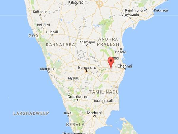 மேல்பாடி அரிஞ்சய சோழன் பள்ளிப்படை -  ராஜராஜசோழனின் அற்புத   கோயில்