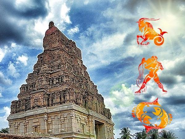 மகரம் டூ அடுத்த 3 ராசிக்காரங்க இதுவரை காணாத செல்வத்தை அள்ளப்போறீங்க