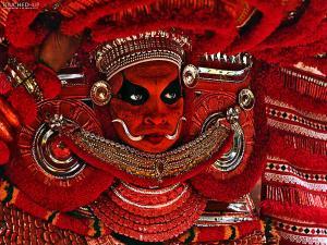 Kannur Let S Enjoy The Theyyam Dance