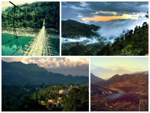 Best Hill Station Tourist Places Arunachal Pradesh