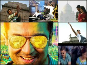Some Beautiful Places That Featured Suriya S Movies