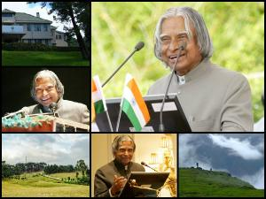 Shillong Where The Missile Man India Had Is Final Breath