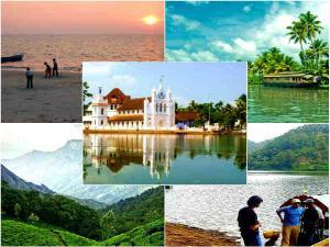 Places Visit With Friends Kerala