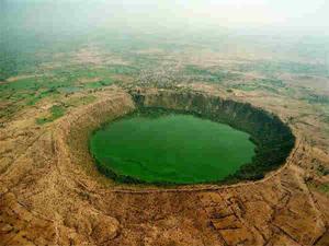 Lonar Crater Lake Maharashtra