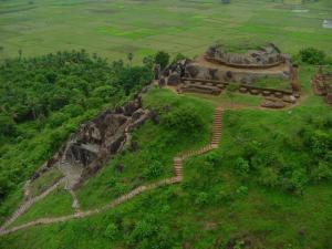 A Tour Durai Singam Fort Vizag