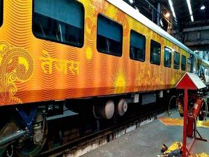 Tejas Express Know About This Premier Train Tamil