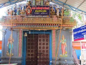 Lets Go The One Only Sarashwati Temple Tamilnadu
