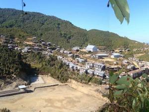 Champhai Growing Town Myanmar But Mizoram