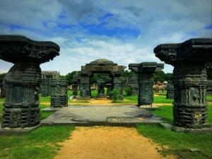 Warangal Fort Witness The Splendour Kakatiya Dynasty