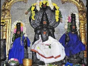 Rahu Temple Thirunageshwaram