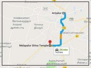 Lets Go Alandurayar Temple Ariyalur