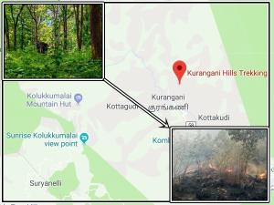 Places Near Kurangani Hills Visit Theni