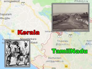 Lets Go Tourist Places Kanyakumari Kerala Border