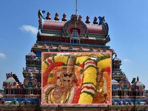 Let S Go To The Temple Near Kadayanallur
