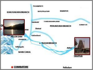 Avinashi Athikadavu Via Coimbatore Bike Ride