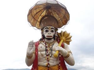 Let S Go This Hanuman Temple Near Bilaspur
