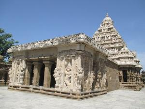 Let S Go This Kailasanathar Temple Near Kanchi