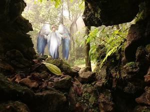 Let S Go Angels Cave Near Meghalaya