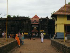 Rajarajeshwara Temple Temples Kerala