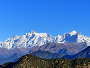 Trekking At Uttarakhand