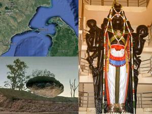 Let S Go Panchamuga Anjaneya Temple Near Villupuram