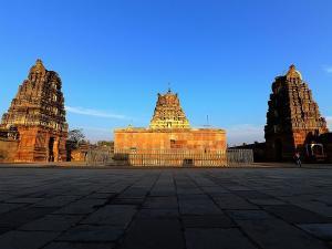 Travel Marundhueesar Temple Near Villupuram