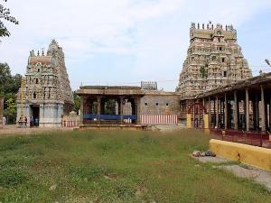 Let S Go Vasishteswarar Temple Near Vellore