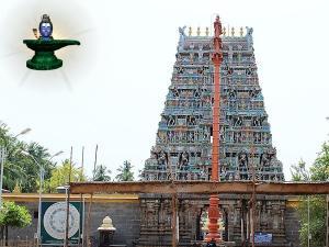 Travel Shri Mahakaleshwar Sivatemple Near Auroville