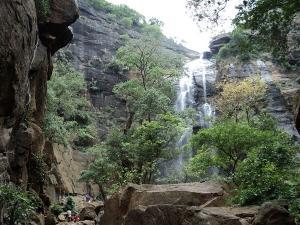 Let S Go Puliyancholai Falls Near Trichy