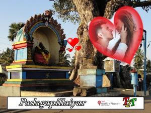 Padaga Pillayar Temple At Tirunelveli