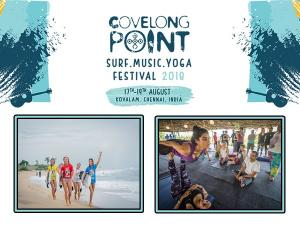 Covelong Point Surf Music Yoga Festival