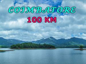 Places Visit Near Coimbatore Within 100 Kms