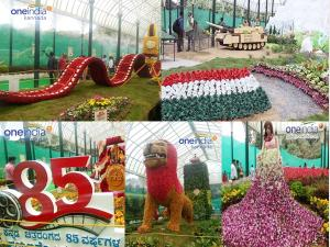 Lalbagh Flower Show Bangalore Timings Entry Fee Activiti