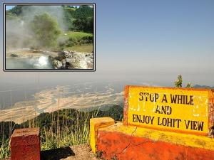 Tezu Hot Springs Visit This Place Near Arunachal Pradesh