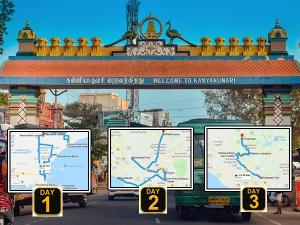 Places Visit Kanyakumari One Day Attractions Things Do