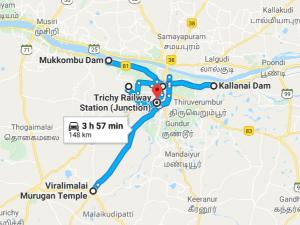 Trichy Trip Roaming With 12 Hours Places Visit Things Do