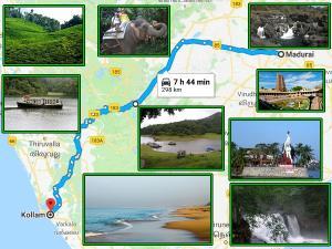 Madurai Kollam Best Places Visit Kumily Tourist Places