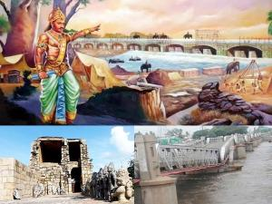 Trichy Kollidam Bridge History Location Travel Guide More
