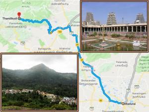 Travelling Through Madurai Thandikudi Best Places Visit Attractions